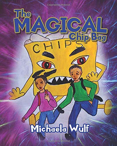 Book Cover The Magical Chip bag