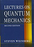 Book Cover Lectures on Quantum Mechanics