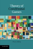 Book Cover Theory of Conditional Games