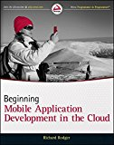 Book Cover Beginning Mobile Application Development in the Cloud