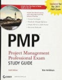 Book Cover PMP Project Management Professional Exam Study Guide