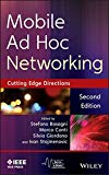 Book Cover Mobile Ad Hoc Networking: The Cutting Edge Directions