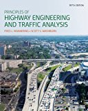 Book Cover Principles of Highway Engineering and Traffic Analysis