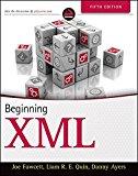 Book Cover Beginning XML
