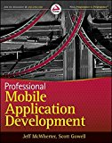 Book Cover Professional Mobile Application Development