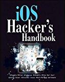 Book Cover iOS Hacker's Handbook