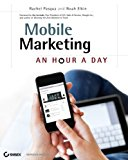 Book Cover Mobile Marketing: An Hour a Day