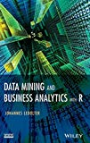 Book Cover Data Mining and Business Analytics with R