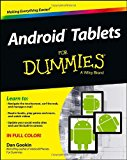 Book Cover Android Tablets For Dummies (For Dummies (Computer/Tech))