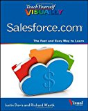 Book Cover Teach Yourself VISUALLY Salesforce.com