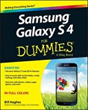 Book Cover Samsung Galaxy S 4 For Dummies