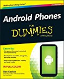 Book Cover Android Phones For Dummies (For Dummies (Computer/Tech))