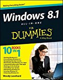 Book Cover Windows 8.1 All-in-One For Dummies
