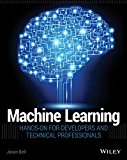 Book Cover Machine Learning: Hands-On for Developers and Technical Professionals