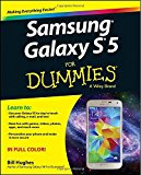 Book Cover Samsung Galaxy S5 For Dummies