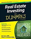 Book Cover Real Estate Investing For Dummies