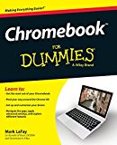 Book Cover Chromebook For Dummies