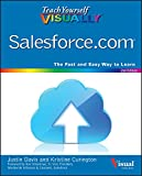 Book Cover Teach Yourself VISUALLY Salesforce.com (Teach Yourself VISUALLY (Tech))