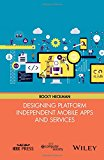 Book Cover Designing Platform Independent Mobile Apps and Services