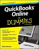 Book Cover QuickBooks Online For Dummies (For Dummies (Computers))