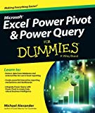 Book Cover Excel Power Pivot and Power Query For Dummies
