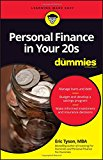 Book Cover Personal Finance in Your 20s For Dummies