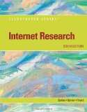 Book Cover Internet Research, 6th Edition (Illustrated )