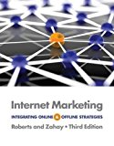 Book Cover Internet Marketing: Integrating Online and Offline Strategies