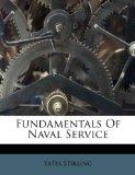 Book Cover Fundamentals Of Naval Service