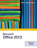 Book Cover New Perspectives on Microsoft Office 2013, First Course