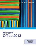 Book Cover New Perspectives on Microsoft Office 2013: Brief