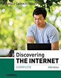 Book Cover Discovering the Internet: Complete