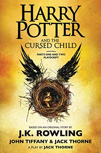 Book Cover Harry Potter and the Cursed Child, Parts One and Two: The Official Playscript of the Original West End Production