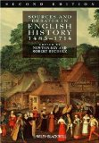 Book Cover Sources and Debates in English History: 1485-1714
