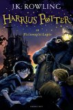 Book Cover Harry Potter and the Philosopher's Stone: Harrius Potter Et Philosophi Lapis (Latin Edition)