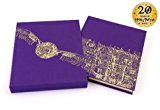 Book Cover Harry Potter and the Philosopher's Stone. Deluxe Illustrated Slipcase Edition