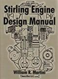 Book Cover Stirling Engine Design Manual