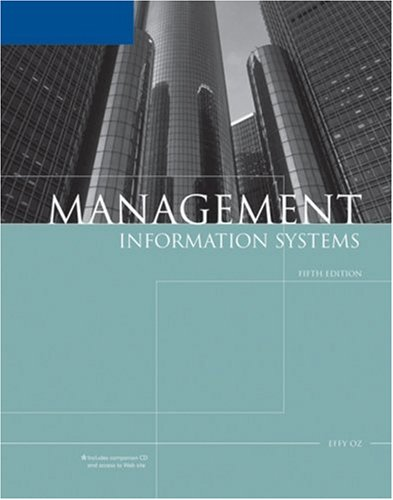 Book Cover Management Information Systems (Available Titles Skills Assessment Manager (SAM) - Office 2010)