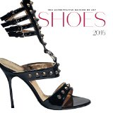 Book Cover Shoes 2016 Mini Wall Calendar