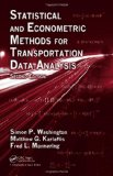 Book Cover Statistical and Econometric Methods for Transportation Data Analysis, Second Edition