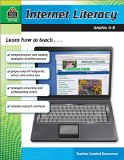 Book Cover Internet Literacy Grd 6-8