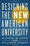 Book Cover Designing the New American University