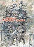 Book Cover The Art of Howl's Moving Castle
