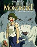 Book Cover Art of Princess Mononoke (The Art of Princess Mononoke)