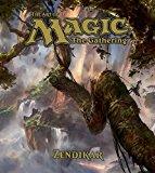 Book Cover The Art of Magic: the Gathering: Zendikar