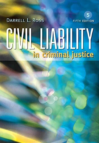 Civil Liability in Criminal Justice