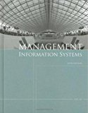 Book Cover Management Information Systems, Sixth Edition