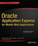 Book Cover Oracle Application Express for Mobile Web Applications