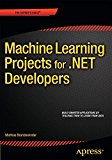 Book Cover Machine Learning Projects for .NET Developers
