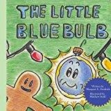 Book Cover Little Blue Bulb